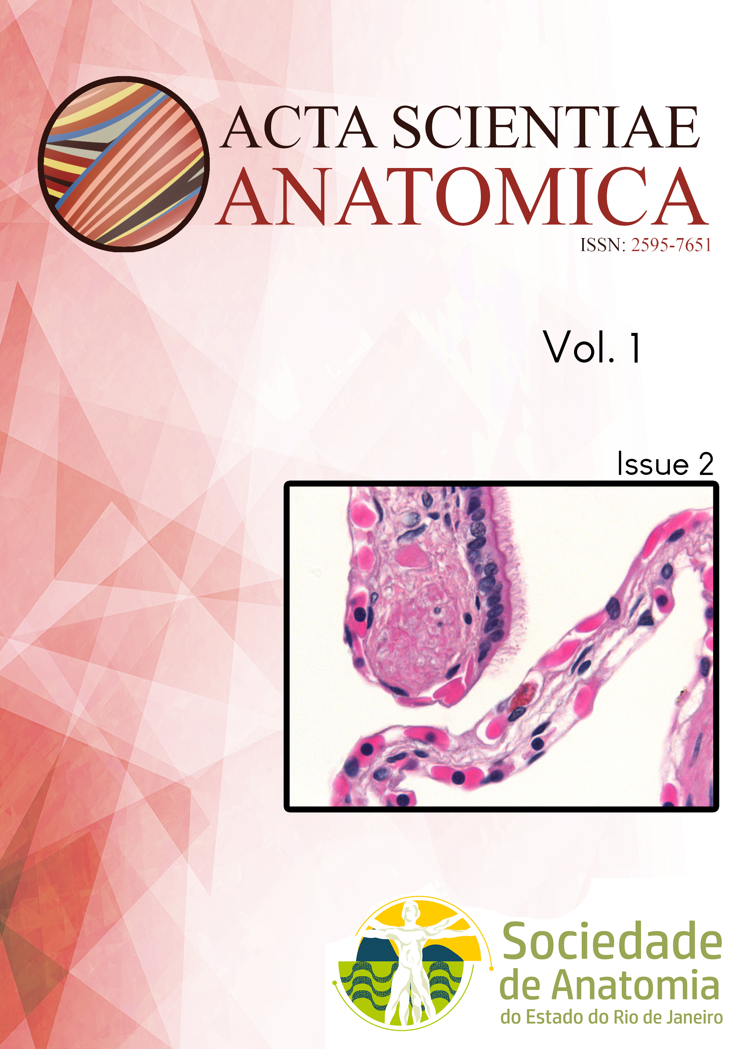 Cover for the Second Issue of Acta Scientiae Anatomica